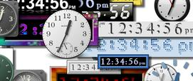 The Ultimate Screen Clock